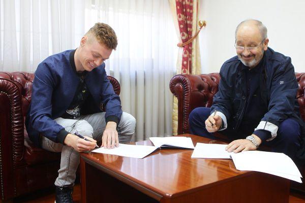 Контракт підписано: «Динамо» зробило важливу заяву