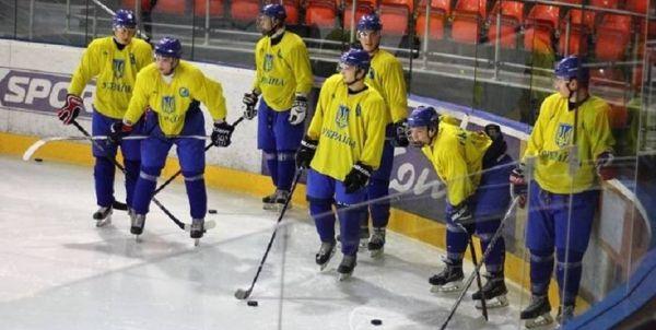 ЧМ по хоккею (U-20). Украина уступила Словении