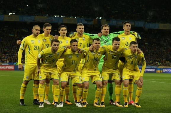 Збірна України отримала музичну візитку (ВІДЕО)