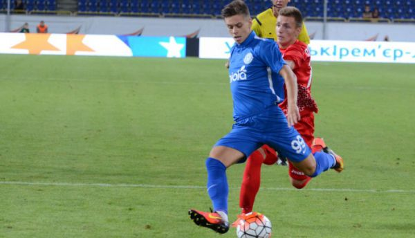 П'ять гравців «Дніпра» продовжать кар'єру в«Зорі»