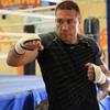Тренування Пулєва у день бою із Кличком (ФОТО)