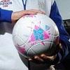 Альберт - офіційний м'яч Олімпіади-2012 (ФОТО)