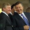 Янукович, Ющенко і Кучма на трибунах