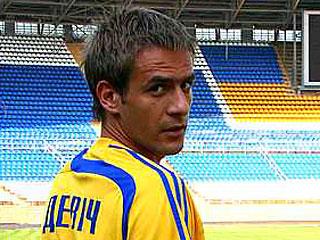 Автор переможного гола у ворота зорі