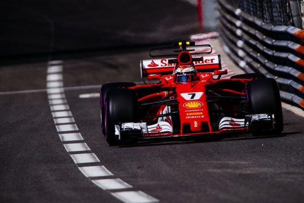 Формула-1. Райкконен взял поул в Монако, страшный провал Хэмилтона