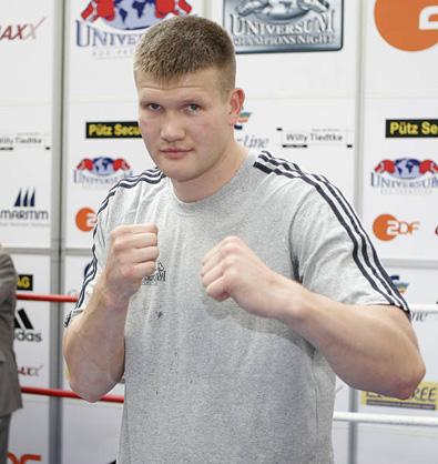 Дмитренко і Чемберс провели відкрите тренування (ФОТО)