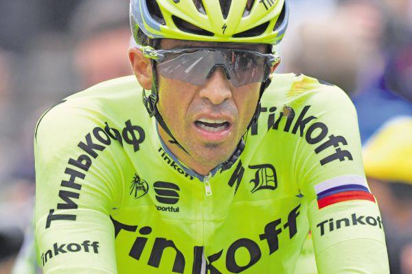 Тур де Франс. 9 етап. Дюмолін здобув перемогу, Контадор зійшов