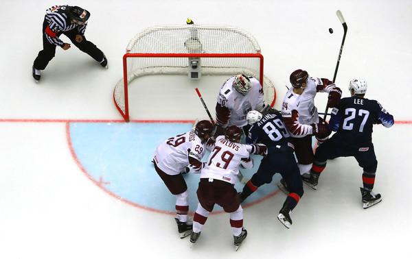 ЧМ-2018 по хоккею. США дожали Латвию, Россия проиграла чехам
