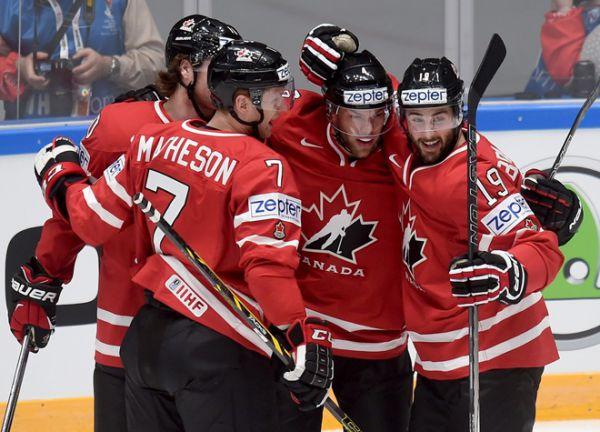 ЧС-2016 з хокею. Канада у фінальній грі обіграла Фінляндію