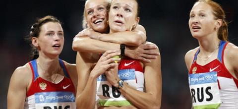 Збірній Росії залишили медаль
