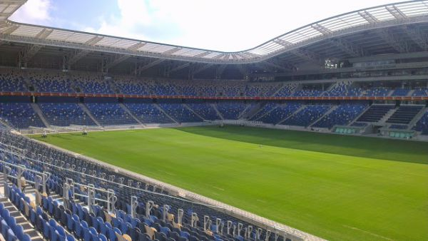 """Експерт: Стадіон в Ізраїлі вболіватиме за """"Динамо"""""""