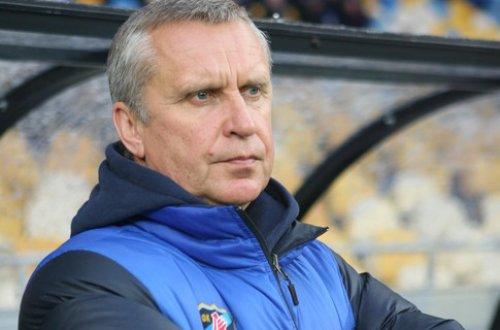 «Локомотив» официально объявил об увольнении Леонида Кучука