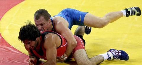 Україна має срібло в боротьбі