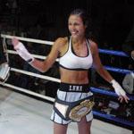 Сексуалька українка - чемпіонка світу із кікбоксінгу (ФОТО)