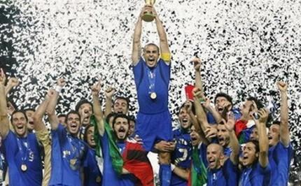 Розрахунок - Італія Чемпіон
