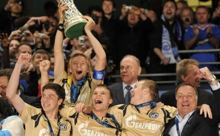 Зеніт – Рейнджерс - 2:0. Зеніт виграє Кубок УЄФА