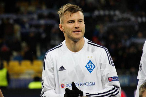 Ярмоленко сказал все, что думает об отставке Реброва