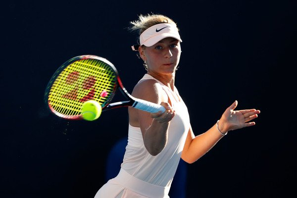 Українка Костюк унепростому матчі пробилася дочвертьфіналу турніру вКитаї