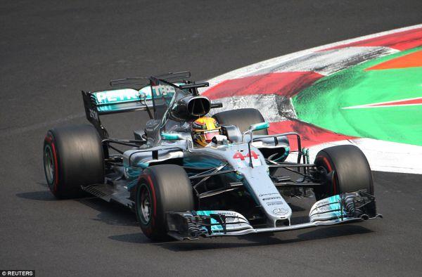 Формула-1. Хэмилтон завоевал четвертый чемпионский титул