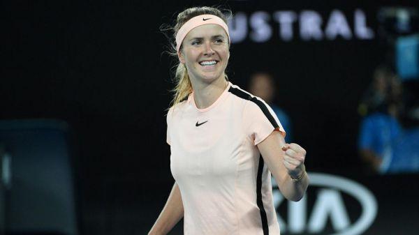 Australian Open. Еліна Світоліна - Елізе Мертенс. ОНЛАЙН