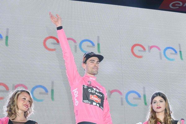 Стартувала знаменита велогонка Джіро д'Італія