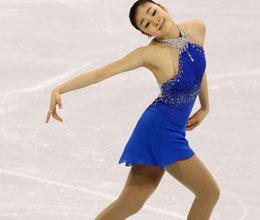 Кореянка Кім Ю На
