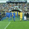 Шевченко провів тренування збірної із тисячами фанатів (ФОТО)