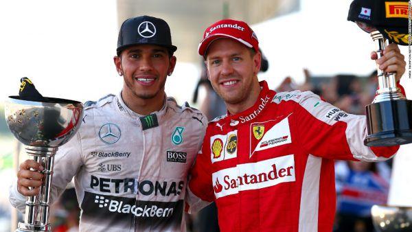 Формула-1. Гран-при Абу-Даби. Хэмилтон опередил Феттеля во второй практике