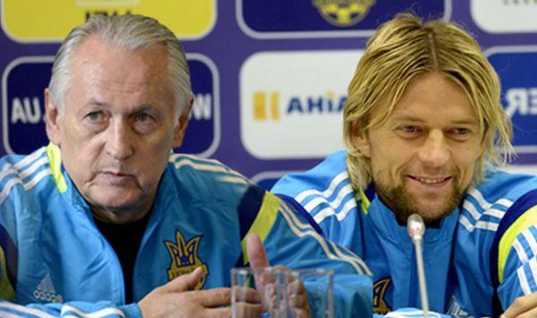 Фоменко і Тимощук назвали своїх кандидатів на«Золотий м'яч-2015»
