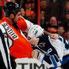 Найжорстокіші бійки тижня в НХЛ (ФОТО)