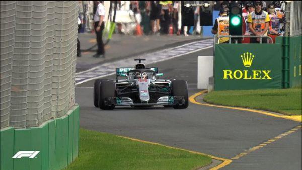 Формула-1. Хэмилтон взял поул Гран-при Австралии