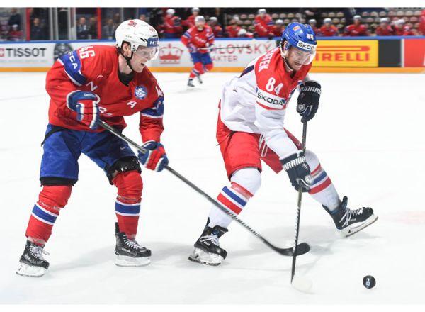 ЧМ-2017 по хоккею. Канада едва обыграла Францию, Швеция лучшая за Латвию