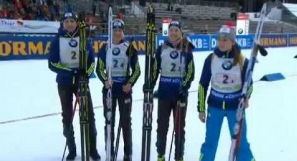 Біатлон. Перша медаль України на Кубку світу (ВІДЕО)