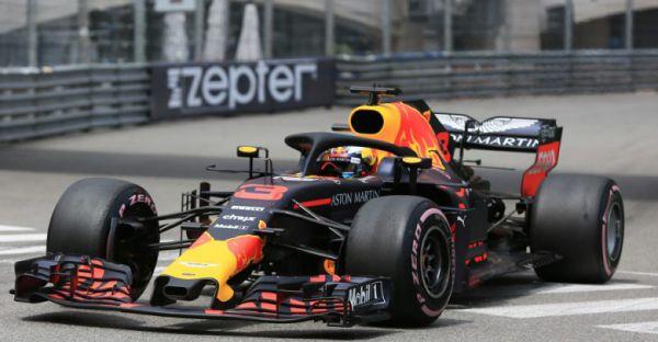 Формула-1. Гран-прі Монако. ОНЛАЙН