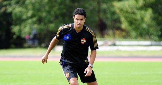 Бывший игрок ЦСКА Дуду продолжит карьеру во втором по силе дивизионе Бразилии