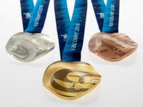 олімпійська медаль