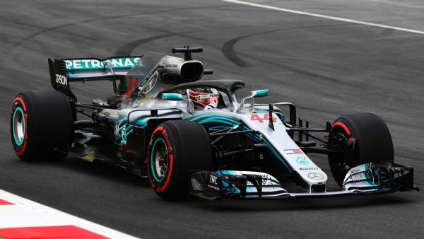 Формула-1. Хэмилтон выиграл гонку в Испании, Феттель – лишь четвертый