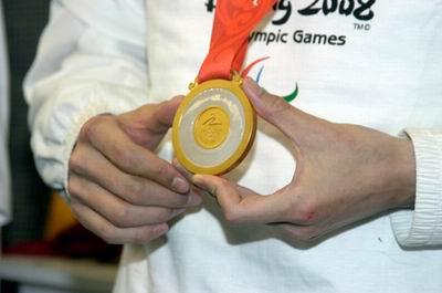 Так виглядають олімпійські медалі (Фото)