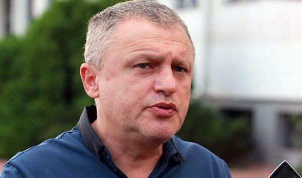 Ребров йде з«Динамо», його замінить Хацкевич