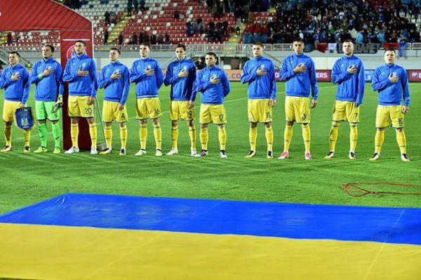 Збірна України може зіграти товариський матч зі Словаччиною, Коста-Рікою або Швейцарією