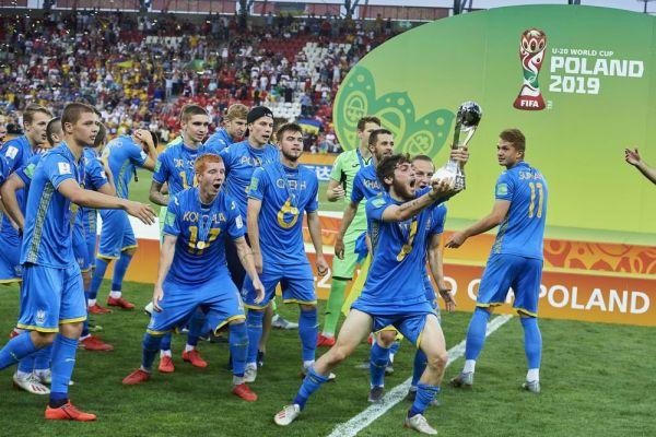 ЧС-2019 (U-20) Як Україна перемогла корейців в фіналі (ФОТО)