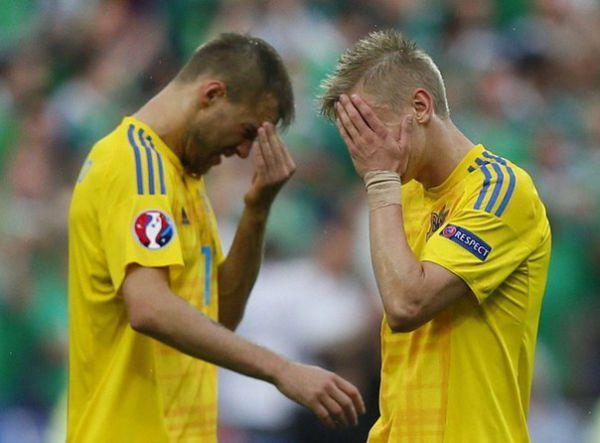 Зінченко: Прошу вибачення у вболівальників