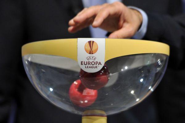 Ліга Європи. Жеребкування 1/8 фіналу. ОНЛАЙН