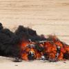 Жах на Дакарі. Маленька проблема переросла в катастрофу (ФОТО)