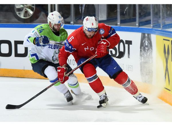 ЧМ-2017 по хоккею. Словакия и Швейцария потерпели поражения по буллитах