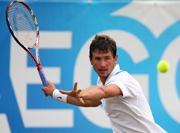 Сергей Бубка пробился во второй раунд Открытого чемпионата США.