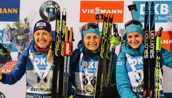 Перша медаль України на Кубку світу з біатлону (ВІДЕО)