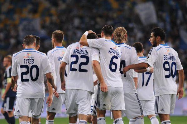 """Клубний рейтинг УЄФА. """"Динамо"""" піднімається до лідерів"""