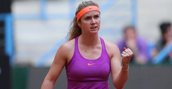 WTA Рим. Фінал. Еліна Світоліна - Сімона Халеп (ВІДЕО)