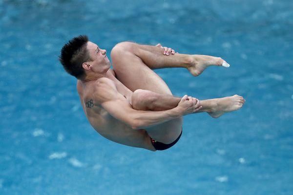 ЧЕ по прыжкам в воду. Украина выиграла первую золотую медаль